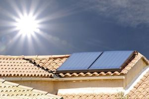 Solar-Panelen